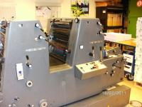 Heidelberg GTOZ 52 N+P, 1995 г, с 17 мил. от tc-germany.ru  27000  EUR