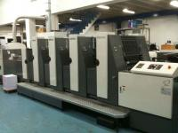 Shinohara 52IV-H+L - Year 2005 (4 colors+Coater)