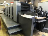 SALE Heidelberg SM 74-5-H - Year 2001