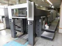 Heidelberg SM 74-4-H+LX, Year 2008 (Like New)