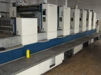 Офсет листовой KOMORI Lithrone 640
