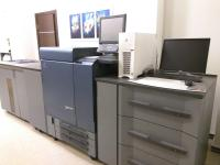 Konica Minolta bizhub PRESS C8000 с Принт-контроллер C-307 Creo